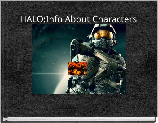 HALO:Info About Characters