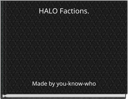 HALO Factions.
