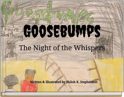 GoosebumpsThe Night of the Whispers