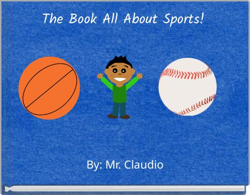 The Book All About Sports!