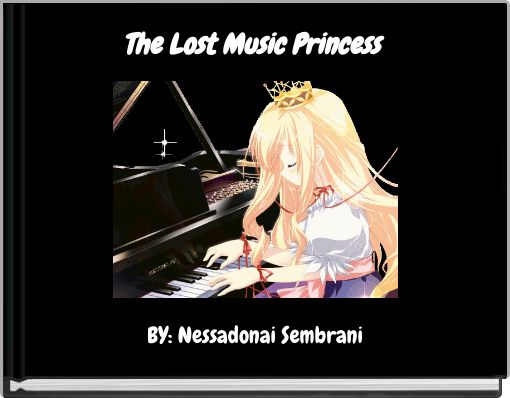 The Lost Music Princess