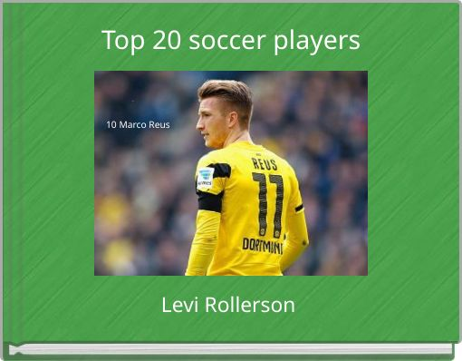 Top 20 soccer players