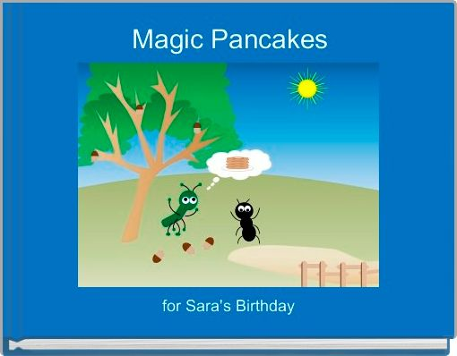 Magic Pancakes