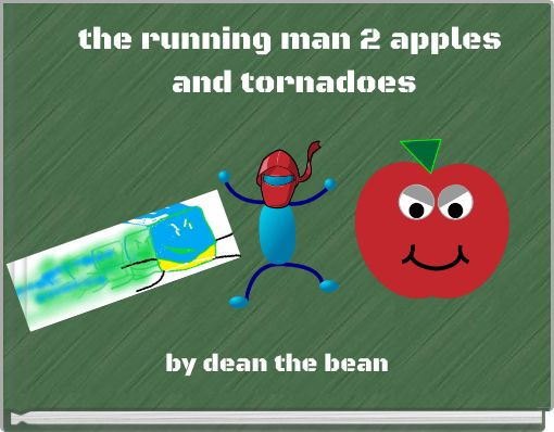 the running man 2 apples and tornadoes