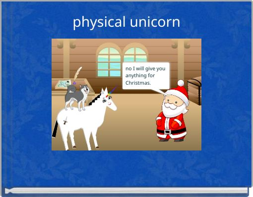 physical unicorn