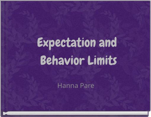 Expectation and Behavior Limits