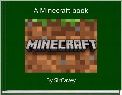 A Minecraft book