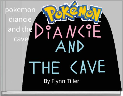 pokemon diancie and the cave