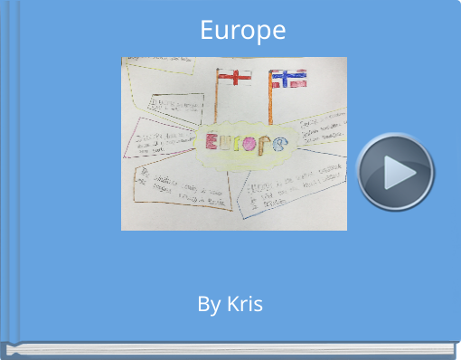 Book titled 'Europe'