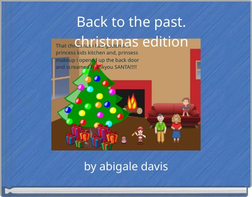 Back to the past.christmas edition