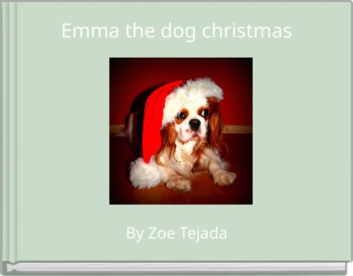 Emma the dog christmas