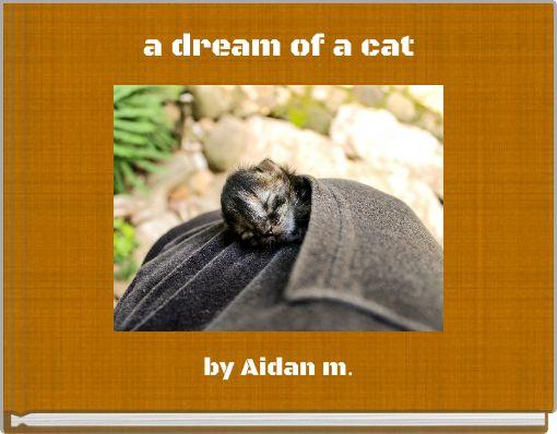 a dream of a cat