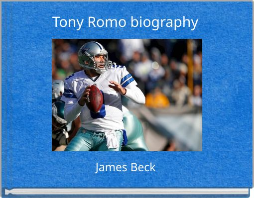 Tony Romo biography