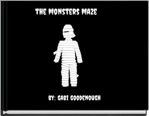 the monsters maze