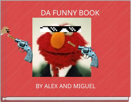 DA FUNNY BOOK