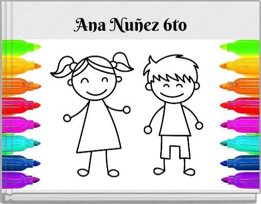 Ana Nuñez 6to
