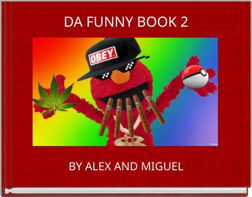 DA FUNNY BOOK 2
