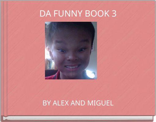 DA FUNNY BOOK 3