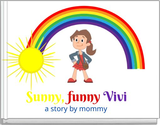 Sunny, funny Vivi