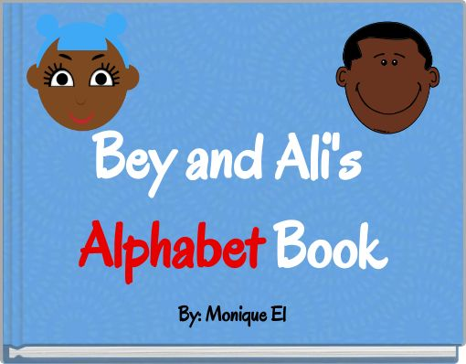Bey and Ali's Alphabet Book