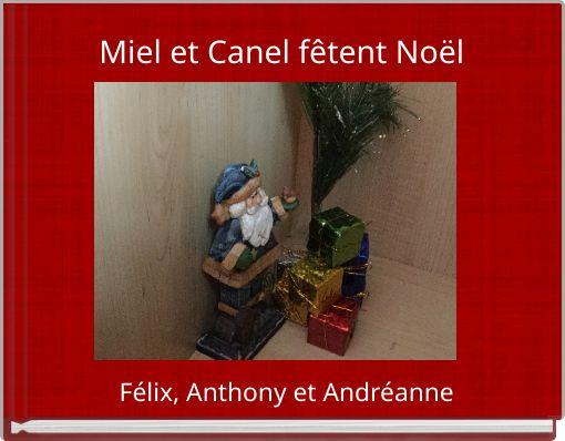 Miel et Canel fêtent Noël