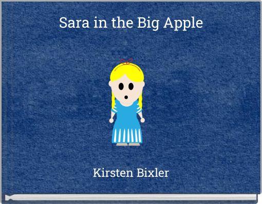 Sara in the Big Apple