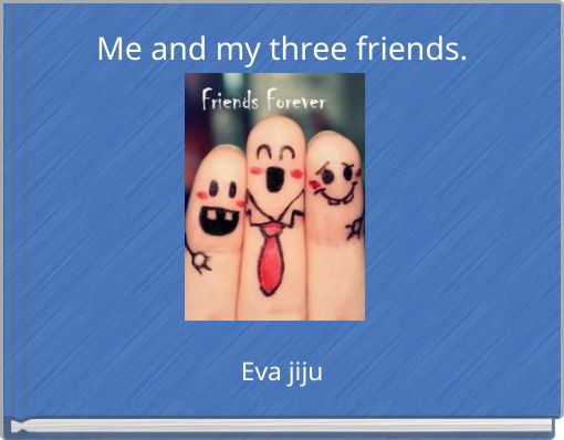 Me and my three friends.