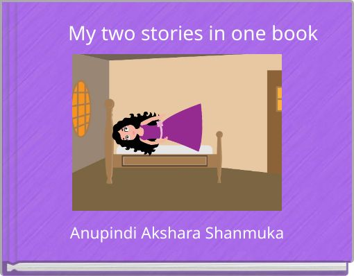 My two stories in one book
