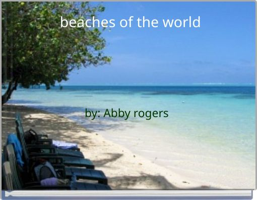 beaches of the world
