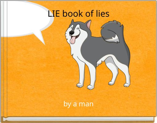LIE                            book of lies