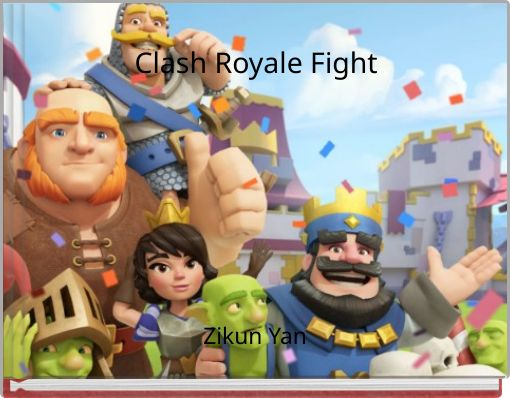 Clash Royale Fight