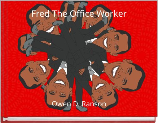 Fred The Office Worker
