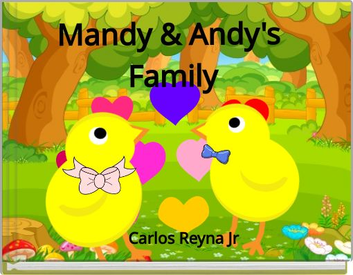 Mandy & Andy's Family