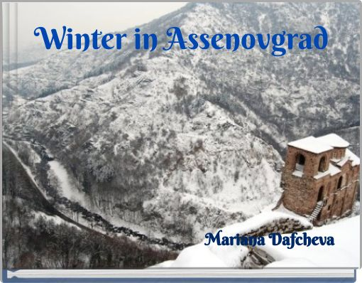 Winter in Assenovgrad