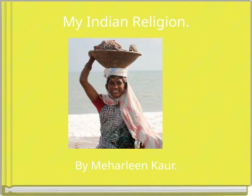 My Indian Religion.
