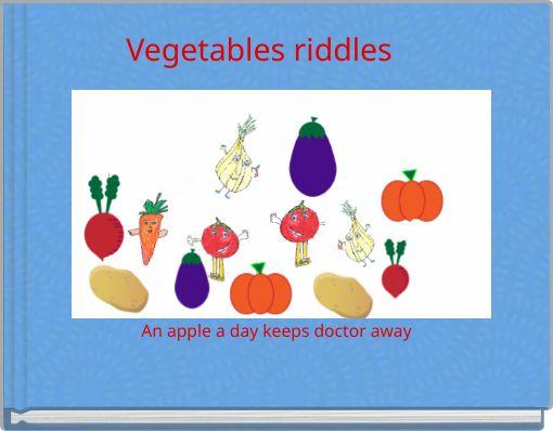 Vegetables riddles