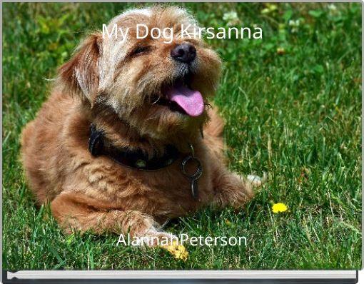 My Dog Kirsanna