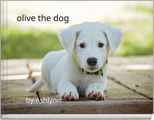 olive the dog