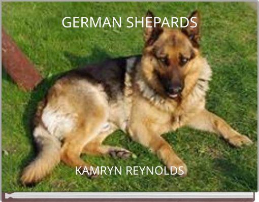 GERMAN SHEPARDS