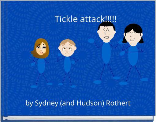Tickle attack!!!!!