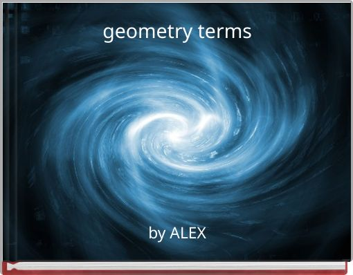 geometry terms