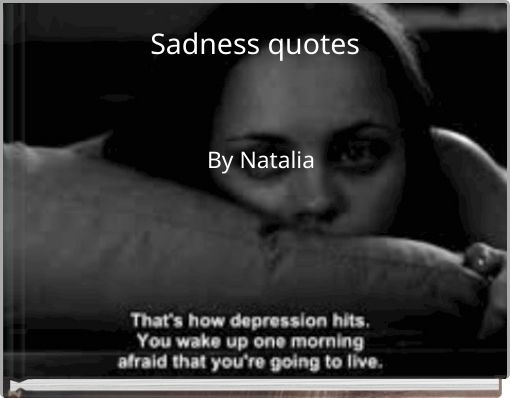 Sadness quotes