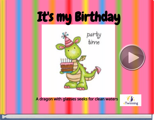 Book titled 'It's my Birthday'