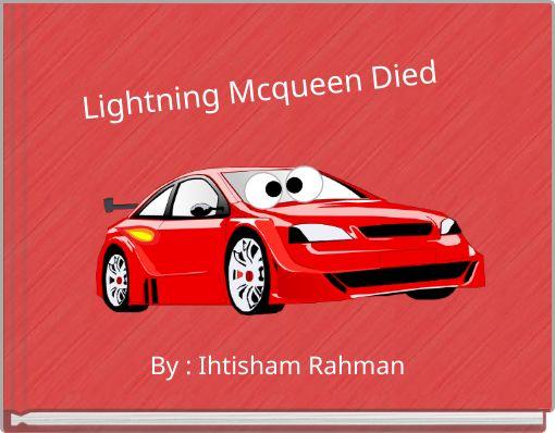 Lightning Mcqueen Died