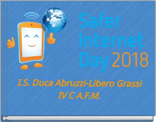 I.S. Duca Abruzzi-Libero GrassiIV C A.F.M.