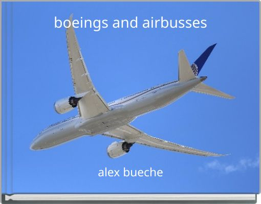 boeings and airbusses