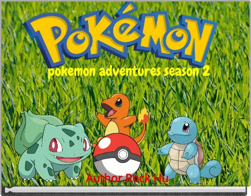 pokemon adventures season 2
