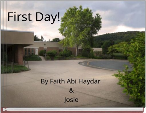 First Day!