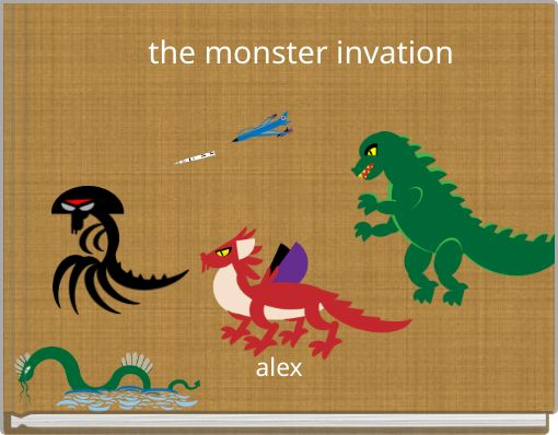 the monster invation