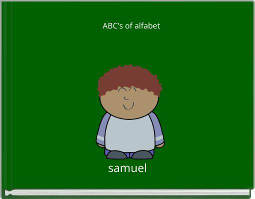 ABC's of alfabet